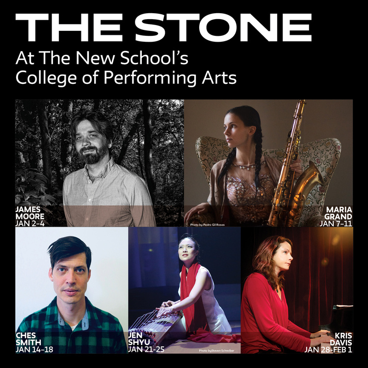 The Stone at The New School Presents Ches Smith Good for Cows + Nels Cline and Kris Davis