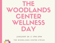 The Woodlands Center Wellness Day