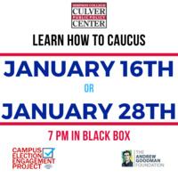 Mock Caucus #2