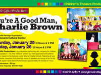 Children's Theatre Production: You're a Good Man, Charlie Brown