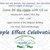 NMU Ripple Effect Celebration on MLK Day of Service