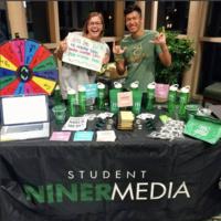 Student Niner Media Open House