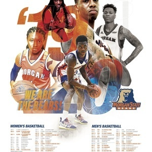 Morgan State Bears 2019-2020 Basketball