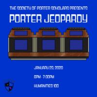 Porter Jeopardy