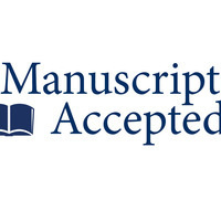 Manuscript Accepted! logo