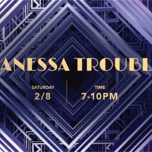 A trip to the 20's with Vanessa Trouble