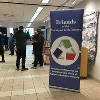 Winter Carnival Book Sale and Free Hot Chocolate