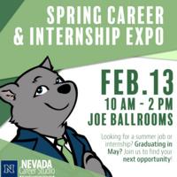 Spring Career & Internship Expo