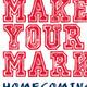 Make Your Mark Homecoming 2020