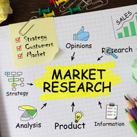 Using Search Tools for Market Research