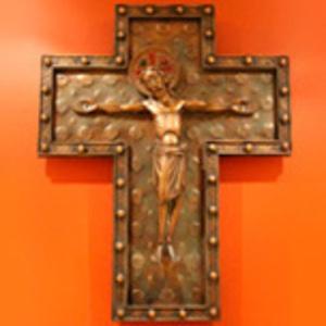 Jesus on the Cross-Metal
