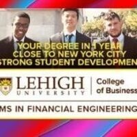 Master in Financial Engineering Webinar