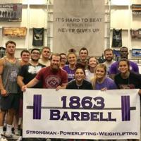 1863 Barbell Friday Team Lift