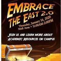 Embrace the East 2.0 Resource Fair