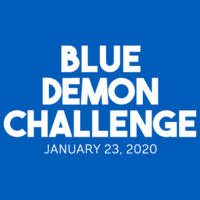 Blue Demon Challenge