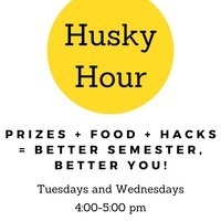Husky Hour - Maximize your Productivity