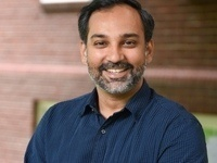 CAM Colloquium: Sanjay Dharmavaram  (Bucknell University) - A hybrid discrete-continuum model for protein-membrane interaction