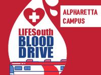 Alpharetta Campus Lifesouth Blood Drive