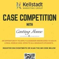 KMG Case Competition with Casting House
