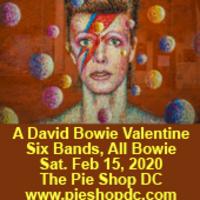 A David Bowie Valentine Tribute