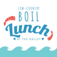 Low-Country Boil Lunch at The Galley