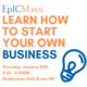 EpICMavs: Learn How to Start Your Own Business