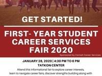 Get Started! poster 2020