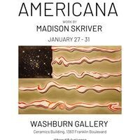 """Americana"" Washburn Gallery Exhibit"