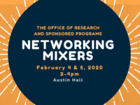 ORSP Networking Mixer