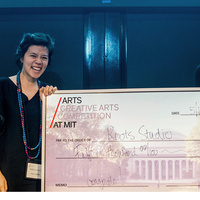 $15K Creative Arts Competition Workshop with Thought Cafe