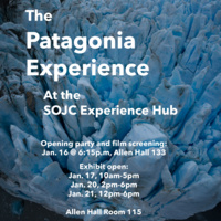The Patagonia Experience at the SOJC Experience Hub