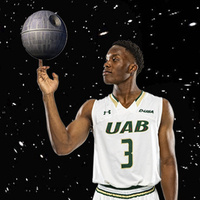 UAB Men's Basketball vs Southern Miss