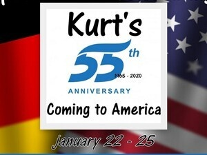 Kurt's 55th Anniversary