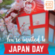 Celebrate the culture of Japan!