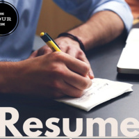 RESUME Review Friday