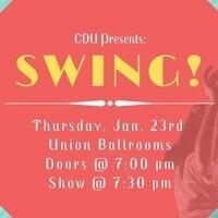 CDU Presents: Swing!
