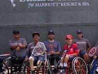 Desert Ability Center Tennis Tournament Fundraiser
