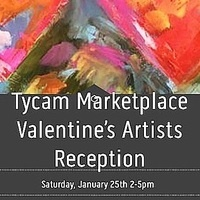 Tycam Marketplace Valentine's Artists Reception