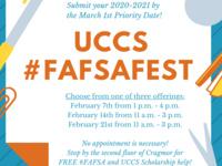 FAFSA Fest - Offering #2