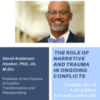 The Role of Narrative and Trauma in Ongoing Conflicts
