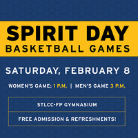 Spirit Day Basketball Games