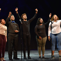 SUNY Oswego Gospel Choir sings in 2019 MLK celebration