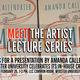 Meet the Artist - Amanda Callendrier