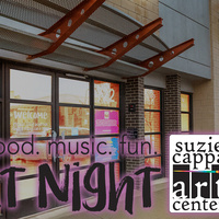 Art Night at Suzie Cappa
