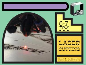 Laser Cutting I: Software