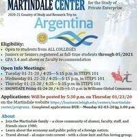Martindale Program Information