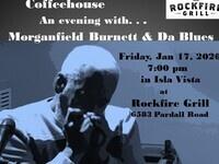 Jeffrey's Jazz Coffeehouse Morganfield & Da Blues