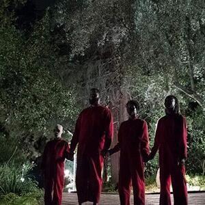 """Family in Jordan Peele's movie """"Us"""""""