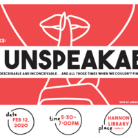 LMU Speaks: The Unspeakable
