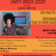 Unity Week Keynote: Mariah Parker